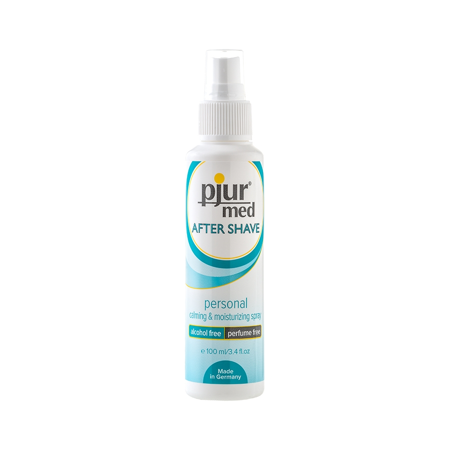 Pjur After SHave 100ml Pump Spray Bottle