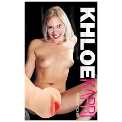 Pornstar Fuckables Star Stroker Pussy Stroker Light Flesh Khloe Kapri KKAPRI 001 611851976996 Boxview