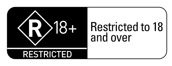 Restricted Content 18 Years Plus