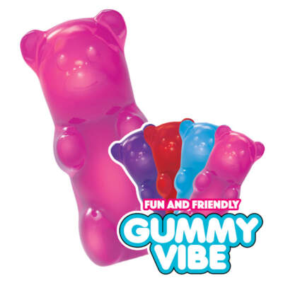 Rock Candy Gummy Vibe Pink