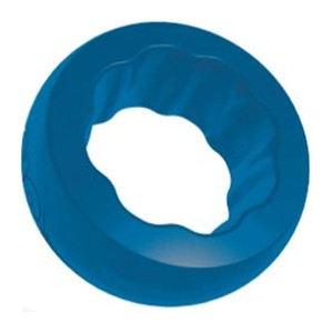Rock Candy Toys - Rock On Cock Ring Blue