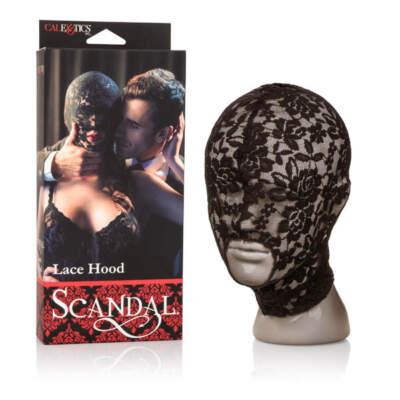 Scandal Lace Hood - SE-2712-06-3 - 716770089496
