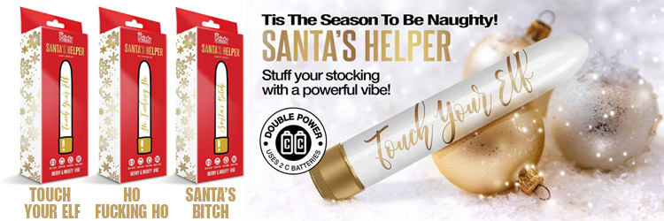 Santas Helper 3 Up Banner