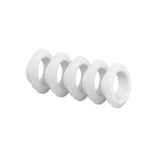 Satisfyer 5Pk Replacement Caps Tips for Satisfyer Deluxe SAT CAP DLX 4049369015139 Multiview