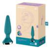 Satisfyer Plug ilicious 1 Smartphone App Butt Plug Teal 4003214 4061504003214 Multiview