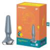 Satisfyer Plug ilicious 2 Smartphone App Butt Plug Grey 4003290 4061504003290 Multiview