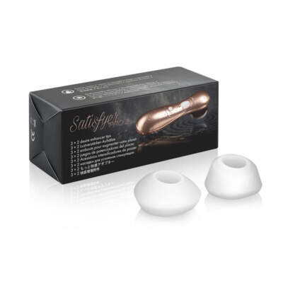 Replacement Silicone Heads / Tips for Satisyer Pro 2