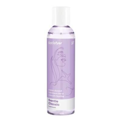 Satisfyer Women Gentle Classic Water Based Lubricant 295ml 852548008068 Detail