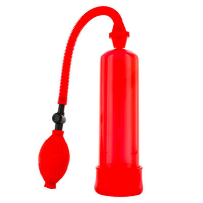 Seven Creations Penis Enlarger Pump Red 4890888127731