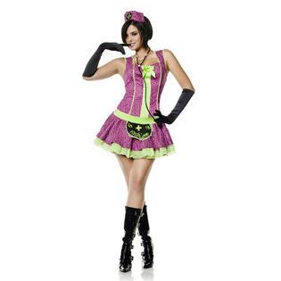 Seven Til Midnight Vet Nurse Costume Veterinary Nurse Outfit STM 10249 Detail