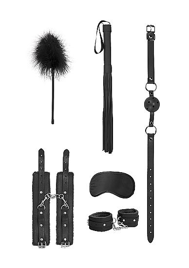 Shots Ouch Beginner Bondage Kit Black OU371BLK 8714273504043 Detail