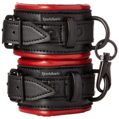 Sportsheets Saffron Cuffs SS48001 646709480011