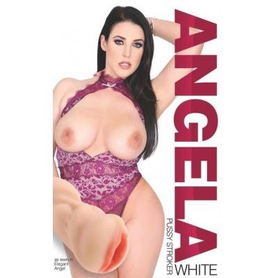Star Stroker Angela White Pussy Stroker Light Flesh AWHITE 001 664918131364 Boxview