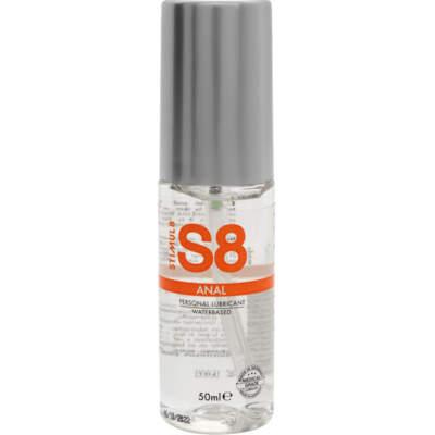 Stimul8 Anal Lubricant 50ml 97400 8713221819680