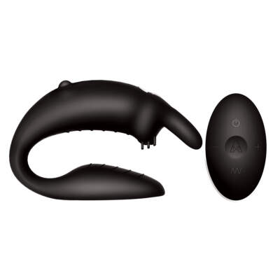 The Rabbit Company We-Vibe The Couples Rabbit Black TRC-021BLK 4890808202135