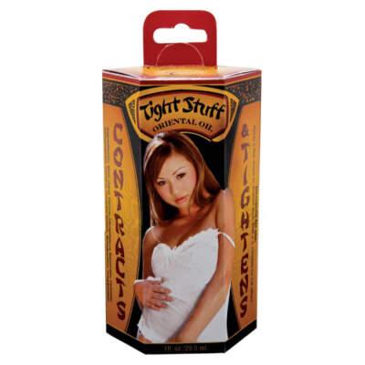 Topco Tight Stuff Oriental Oil Vaginal Tightening Oil 1oz 28g 1032457 051021324576
