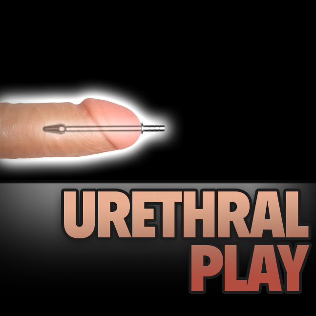 Urethral Play & Penis Jewels