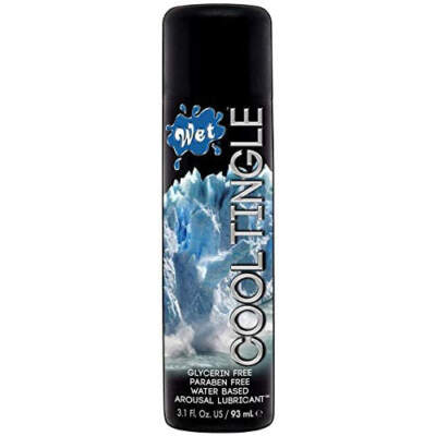 WET Cool Tingle Arousal Lubricant 93ml 716222273046 Detail