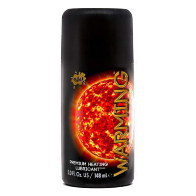 WET Warming Premium Heating Lubricant Glycerin 148ml 716222206020 Detail