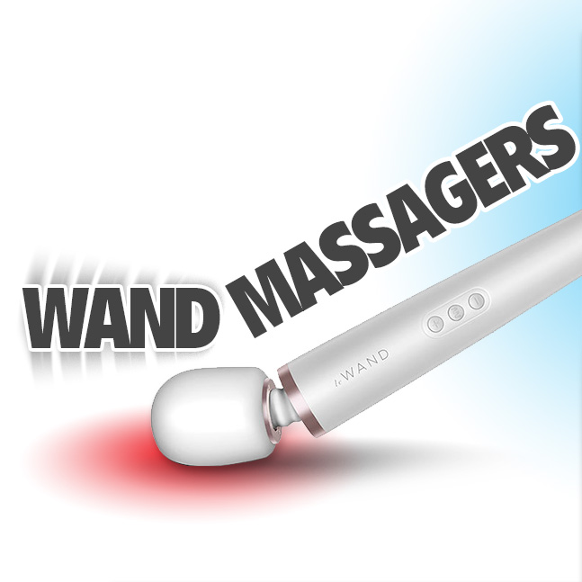 Wand Massagers