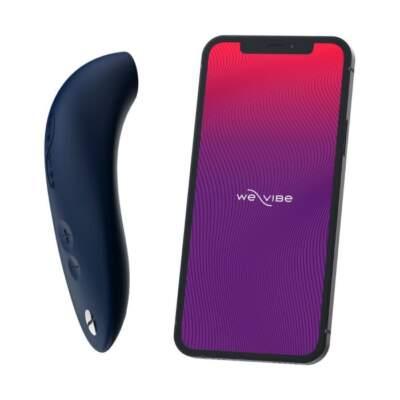 We Vibe Melt App Enabled Clitoral Pleasure Air Stimulator Blue SNEL2SG5 4251460615808 Multiview