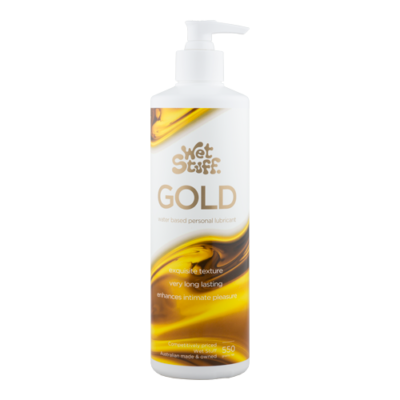 10993 - Wet Stuff Gold - Pump (550g) - 9317463109937