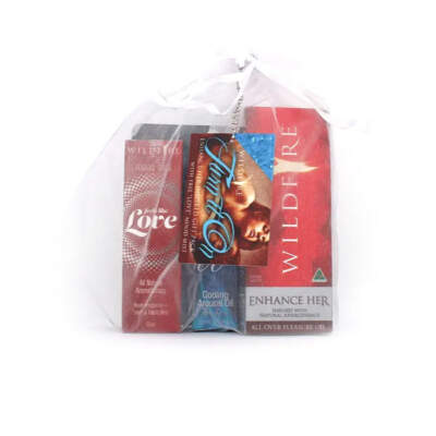 Wildfire Turn It On Cooling Gift Pack Enhance Her 858594001350 Boxview