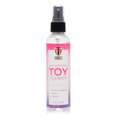 XR Brands Tinity Vibes Toy Cleaner 118ml AB984 811847014682 Detail