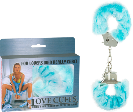 2N108P/LBL - Love Cuffs (Light Blue) - 4892503058390