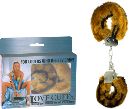 2N108P/LN - Love Cuffs (Lion) - 4892503058345