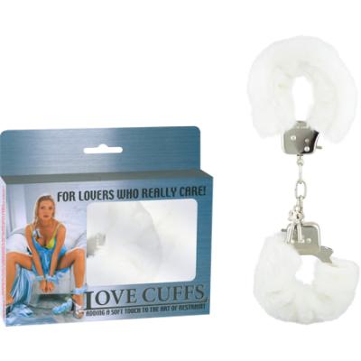 2N108P/W - Love Cuffs (White) - 4892503058406