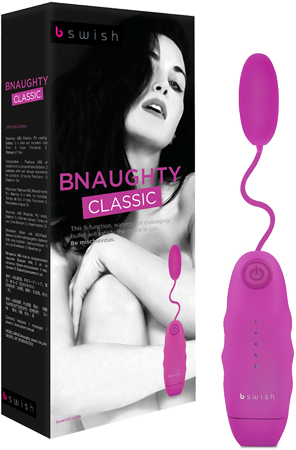 BSBNA0392 - BNAUGHTY - Classic - Hot Pink (Pink) - 8555888500392