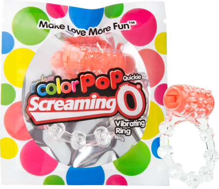 CP-SO-OR-101 - ColorPoP Quickie Screaming O (Orange) - 817483011047