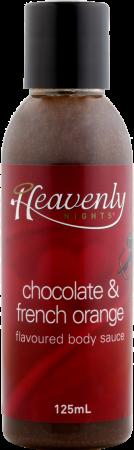 HNBS-15 - Body Sauce (Chocolate & French Orange) - 9327068010514