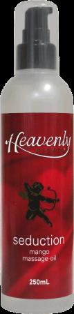 HNMO-13 - Massage Oil (Seduction -Mango) - 9327068014284