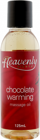 HNWM-11 - Warming Massage Oil (Chocolate) - 9327068012464