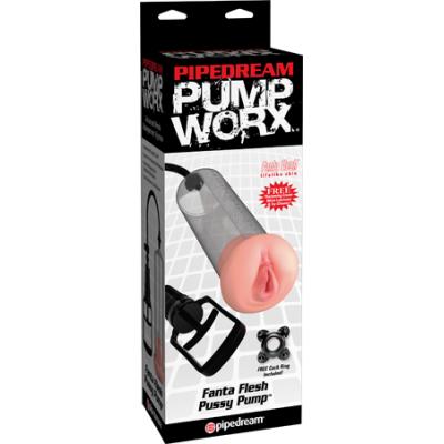PD3289-00 - Fanta Flesh Pussy Pump - 603912342888