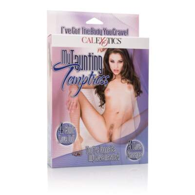 My Taunting Temptress Inflatable 4-Colour Love Doll SE-1929-01-3 716770018342