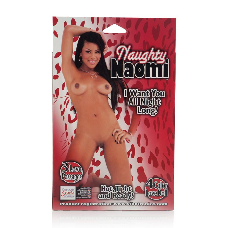 Naughty Naomi Inflatable Doll SE-1929-20-3